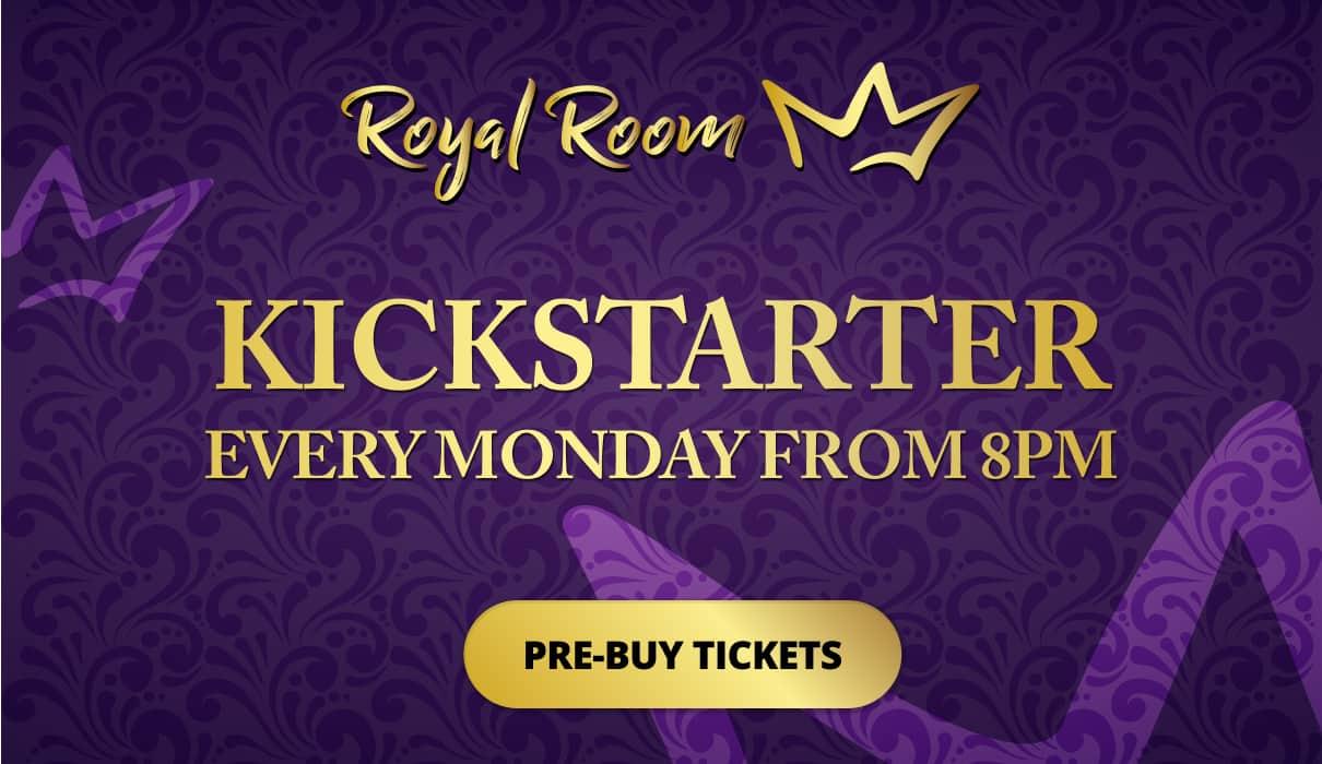 Royal Room Kickstarter